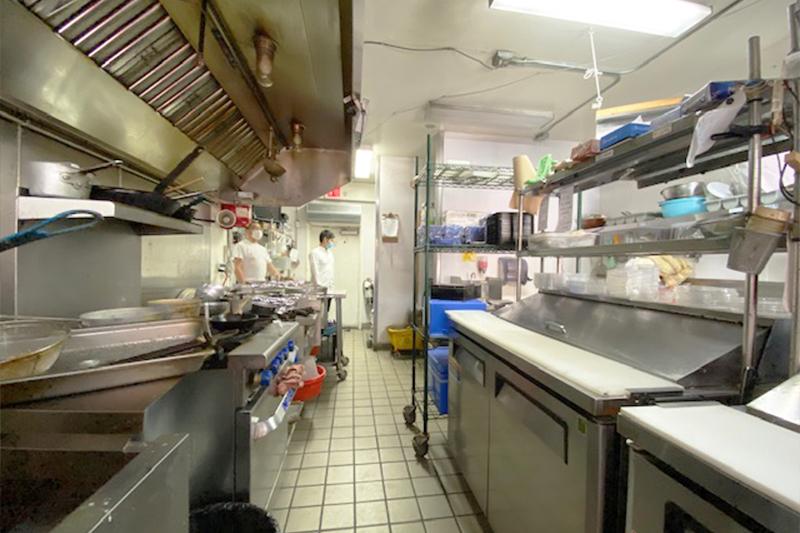 Monterey Park Restaurant Business